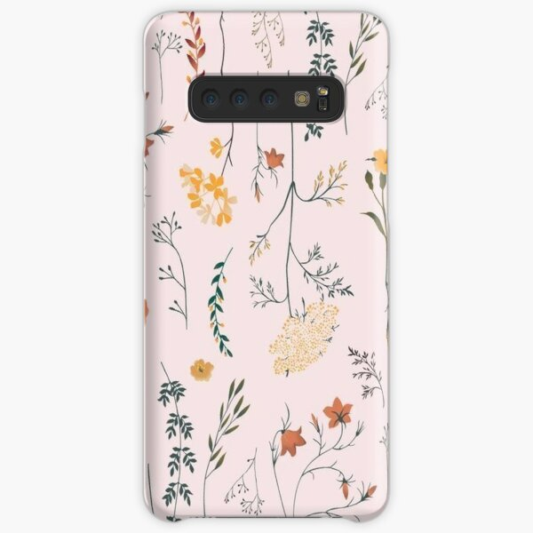 Flowers Samsung Galaxy Snap Case