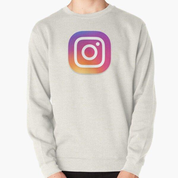 Instagram Pullover Sweatshirt