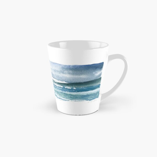 Storm Break, Vancouver Island, BC Tall Mug