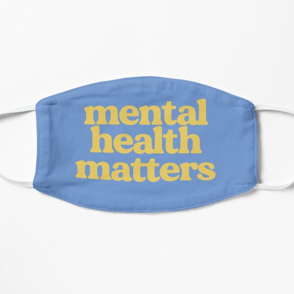 mental health matters Mask