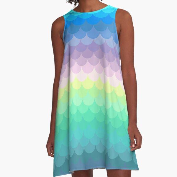 Mermaids A-Line Dress
