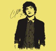 Liam Payne Autographed T-Shirt