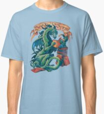 Book Wyrm Classic T-Shirt