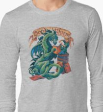 Book Wyrm Long Sleeve T-Shirt