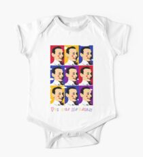 Pee wee Herman One Piece - Short Sleeve