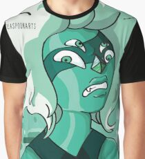 Malachite in the Deep Graphic T-Shirt