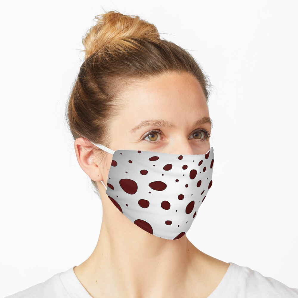 Trypophobia Mask By Kristalstittle Redbubble