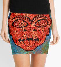 'Handsome Devil Mask #2' Mini Skirt