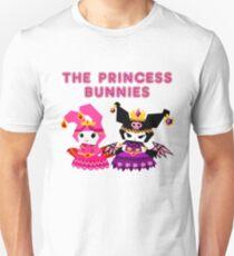 Princess Bunnies  Unisex T-Shirt