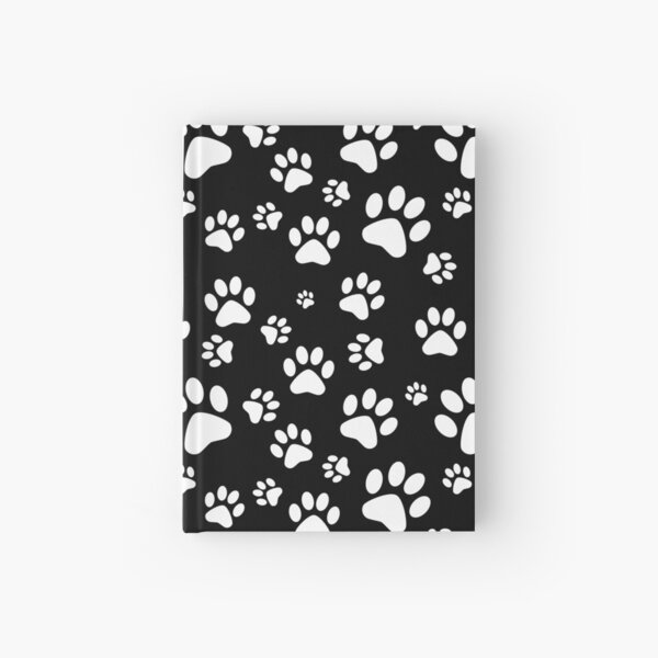 Paw love Hardcover Journal