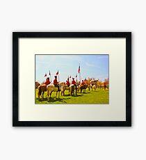 Mounted Framed Print