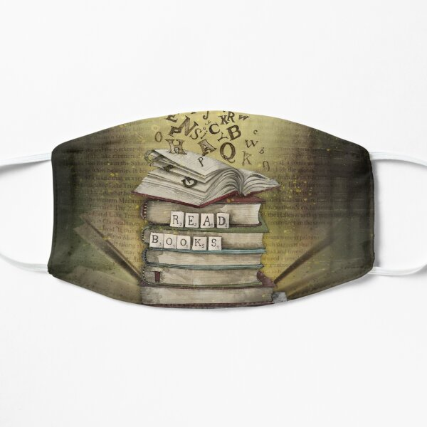 Read Books Mask