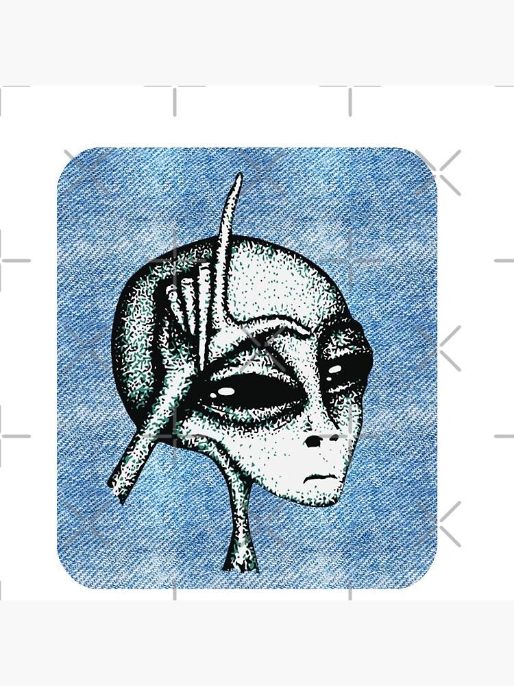 Soft Loser Alien by softnosferatu