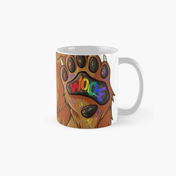 BOBO LIKES TO WOOF - GAY PRIDE Classic Mug