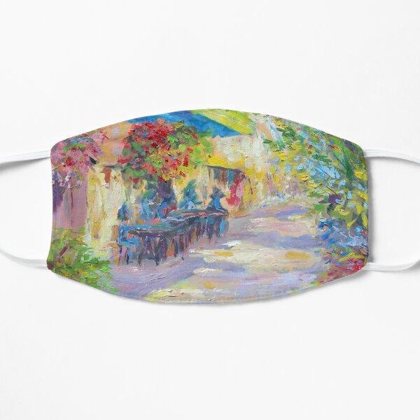 Monet Cafe Flat Mask