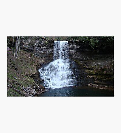 Cascade Falls Photographic Print