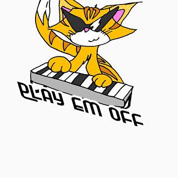 Keyboard Cat by autobotchari