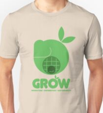 Oxfam: Grow (Design Two) Unisex T-Shirt