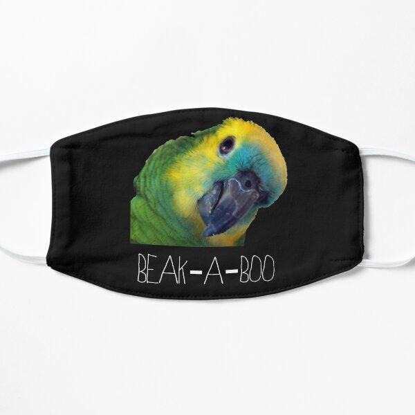 Green Amazon Parrot Bird Funny Mask