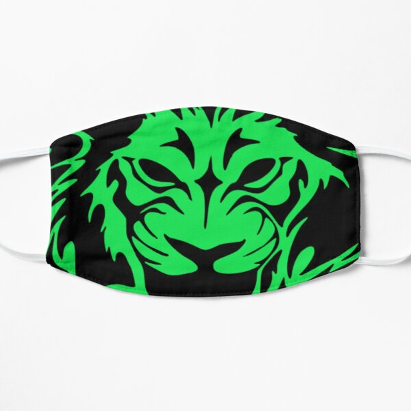 Lion face mask,Unisex Face Mask Flat Mask