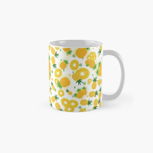 Pineapple Party Classic Mug