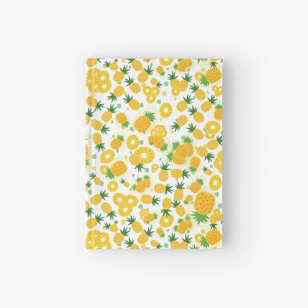 Pineapple Party Hardcover Journal