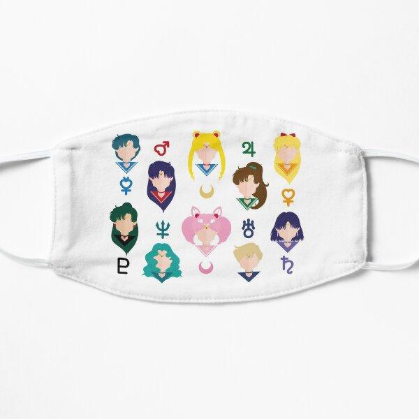 Senshi power, make-up! ✰ Flat Mask