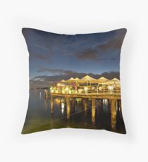 12th February 2012 Throw Pillow