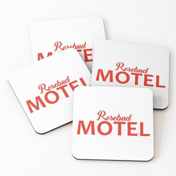 rosebud Coasters (Set of 4)