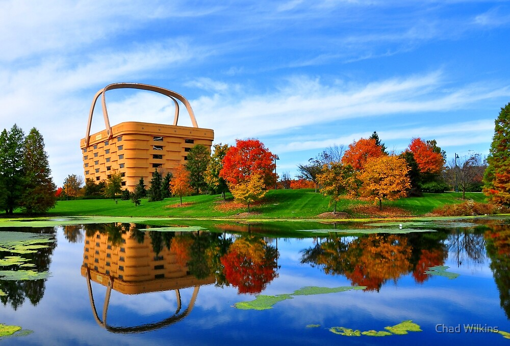 Longaberger Corporate Headquarter by Chad Wilkins