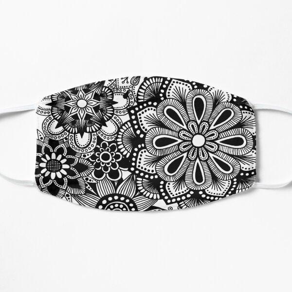 Abstract Circle Mandala Design Mask