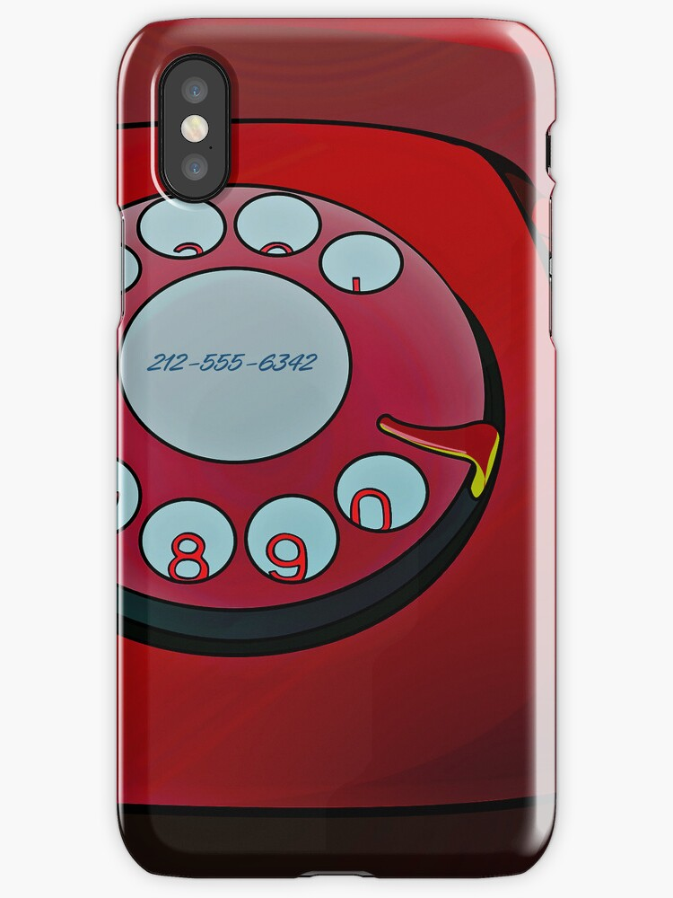 Telephone for iPhone by BANDERUS MARTIN