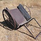 The old handcart by Aurora