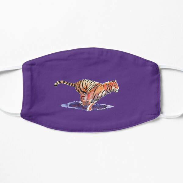 The Tiger - purple version Mask