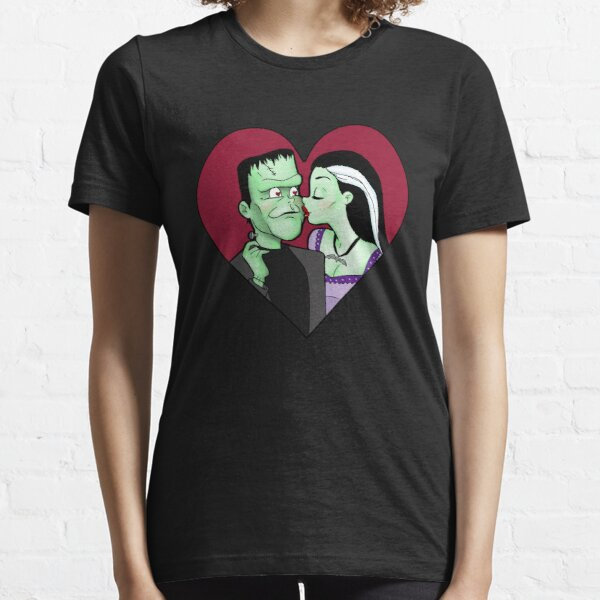 Lily & Herman Munster Essential T-Shirt
