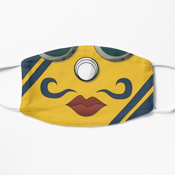 Sogeking Flat Mask
