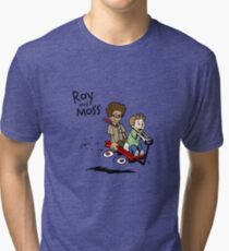 Roy and Moss Tri-blend T-Shirt
