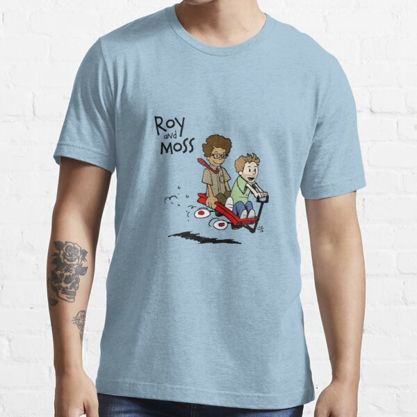 Roy and Moss Essential T-Shirt