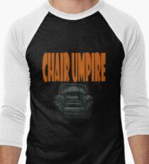 chair umpire - tennis Men's Baseball ¾ T-Shirt