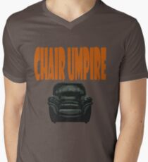 chair umpire - tennis Mens V-Neck T-Shirt