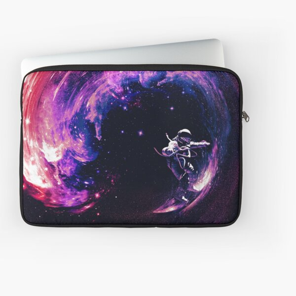 Space Surfing II Laptop Sleeve