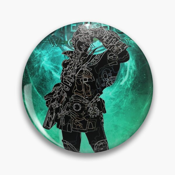 Awakening Assistant Pin