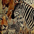 ANIMAL KINGDOM by SherriOfPalmSprings Sherri Nicholas-