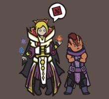 Invoker and Anti-mage