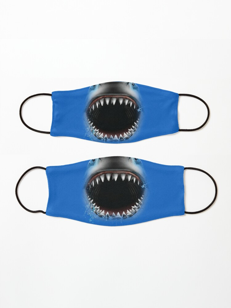 Alternate view of Shark Mask Mask