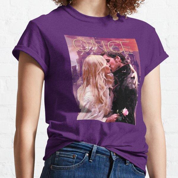 Captain Swan Camelot Watercolor Design 1 Classic T-Shirt