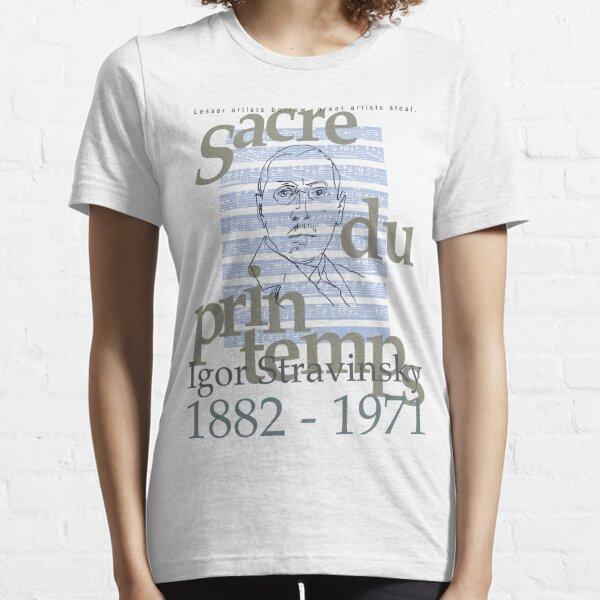 Stravinsky Essential T-Shirt