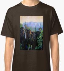 Grass Trees Maroon Dam Classic T-Shirt