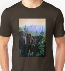 Grass Trees Maroon Dam T-Shirt