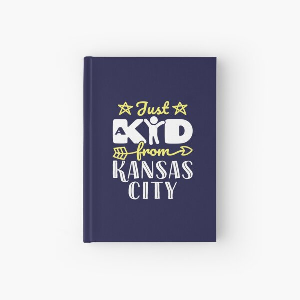 Just a Kid from Kansas City Hardcover Journal